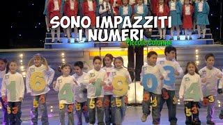 Sono impazziti i numeri - di prima elementare - canzone per bambini