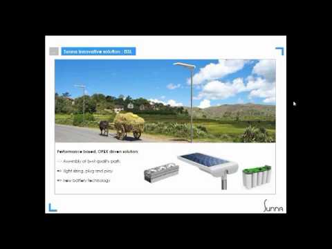 Off-Grid Energy Storage