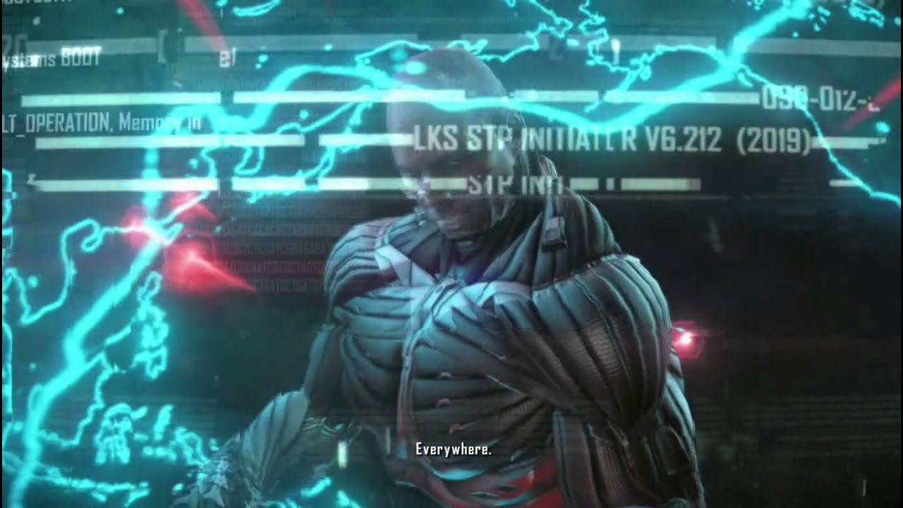 Crysis 2 Ending