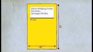 Reclam: Der Star unter den Taschenbüchern | Karambolage | ARTE