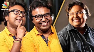 I wanted to lose weight because....: D Imman Interview on Weight Loss | Tik Tik Tik
