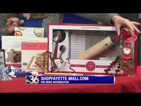 Last-Minute Christmas Gifts - Sarah Enlow - Fayette Mall