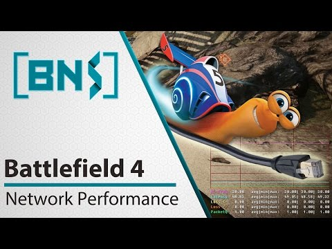 Battlefield 4 Network Performance Overlay Explained