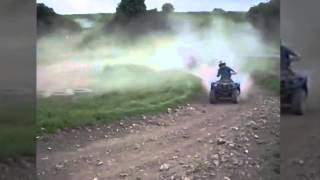 Quad Biking Adventures from Red Letter Days
