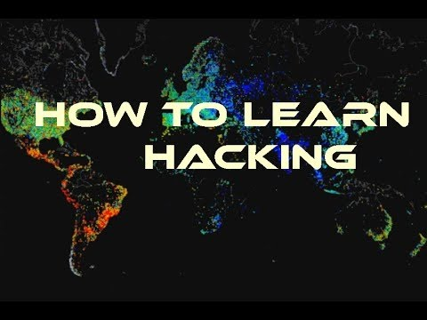 How TO learn Hacking (be a hacker)