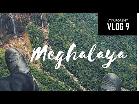 Hello, Meghalaya | Cherapunjee, Mawlynnong, Dawki | Vlog 9 | #Tourof2017 | North-East India