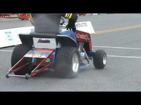 Lawnmower Racing In Goldendale Wa Youtube