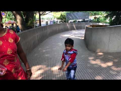Cubbon Park Bangalore Aquarium