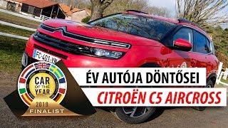 Év Autója döntősei: Citroen C5 Aircross