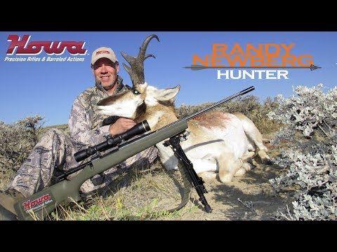 Build Your Howa Hunting Rifle With Randy Newberg