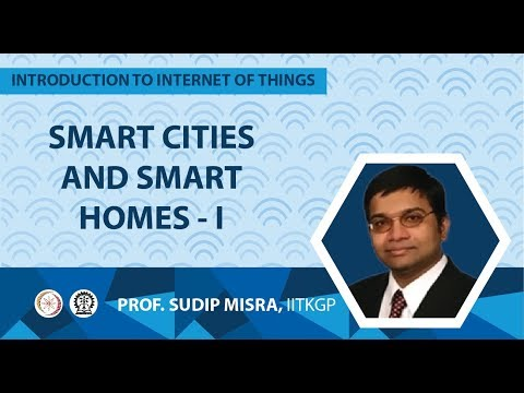 SMART CITIES AND SMART HOMES- I