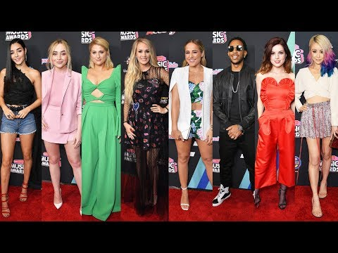 Radio Disney Music Awards 2018 Celebrities With Red Carpet