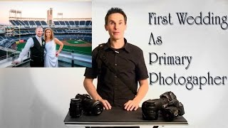 Wedding Photography tips - My First wedding as Primary photogapher