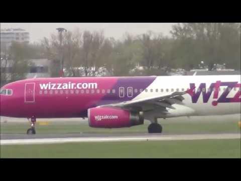 Planespotting at Warsaw Chopin Airport   Warszawa Okęcie   B777, 4x B787, A330, B737   22.04.2017