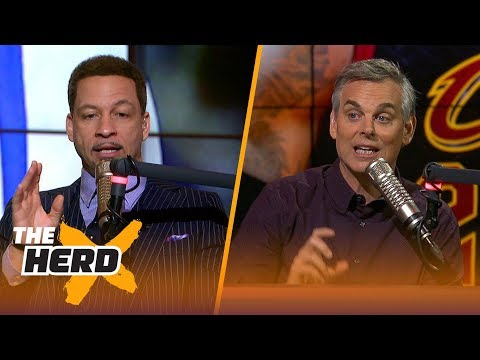 Chris Broussard on best fit for LeBron next season, Brad Stevens and Ben Simmons | NBA | THE HERD