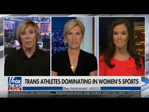 Biological Male Athletes Dominating in Women's Sports | Fox News Interview