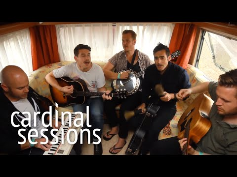 Boy & Bear - Three Headed Woman - CARDINAL SESSIONS (Haldern Pop Special)