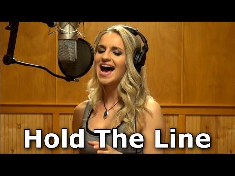 Gabriela Gunčíková Toto  Hold The Line  Ken Tamplin Vocal Academy