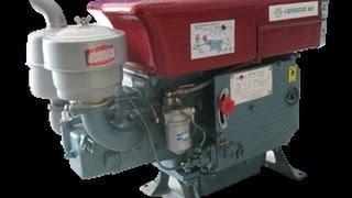 Changfa Chinese Diesel Generator -17c Cold Start