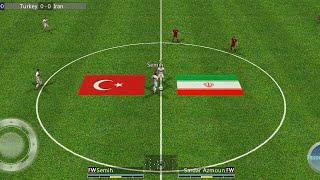Winner Soccer Evo 2021 Elite Android Gameplay Turkey Iran Epic Match