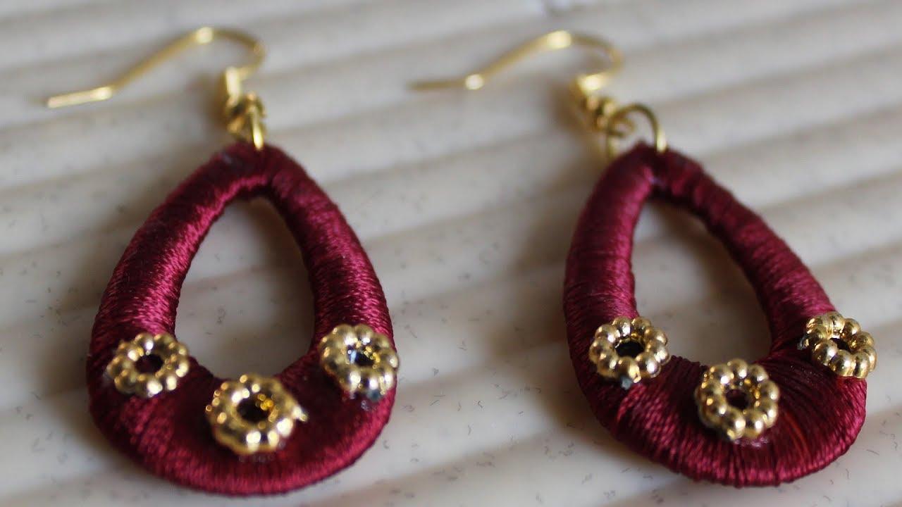 Earrings jewellery | Fashion Designs Earrings | pendant-earring ...