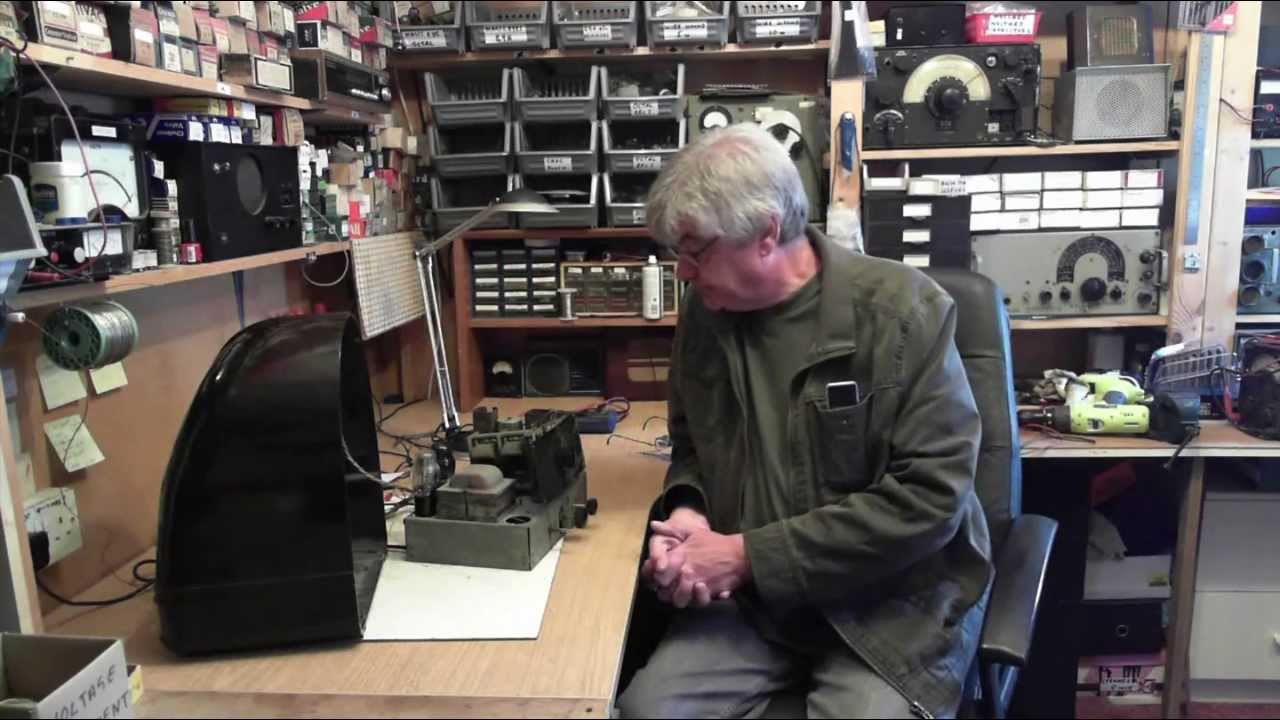 Introduction - how to repair vintage valve radios. - YouTube