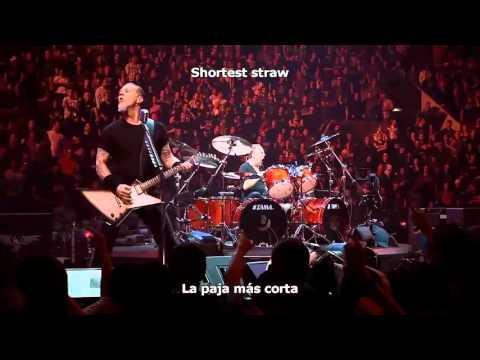 Metallica - The Shortest Straw (Subtitulado)