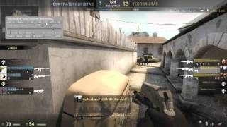 Counter-Strike Global Offensive - How to Drop The Awp with $w@g