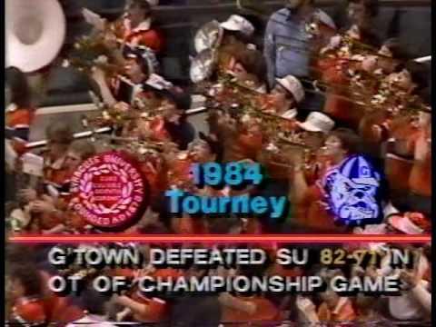 SU vs Hoyas - Big East Semi-Finals 3/9/85