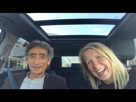 Dr. Gabor Mate with Shelly Prosko: W.O.W. Chats: Words Of Wisdom
