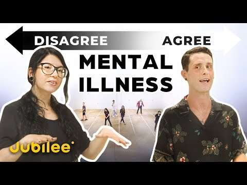 Do All People With Mental Illnesses Think The Same?