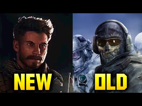 "Alex Is Simon ""GHOST"" Riley In Modern Warfare Explained!? Call Of Duty Modern Warfare Campaign Story"