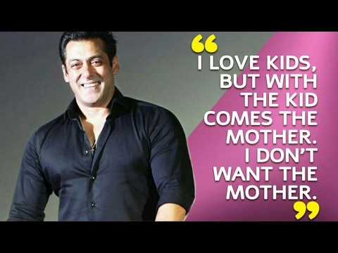 Thumbnail: 13 Amusing Quotes By Salman Khan That Prove He's Definitely Not A Tubelight | SpotboyE