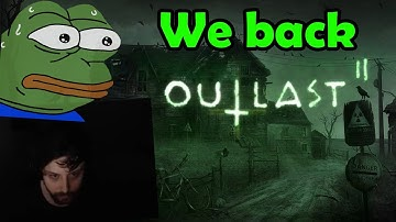 CAM BOY IS BACK - Gorgc Outlast 2 Part 1 with Chat