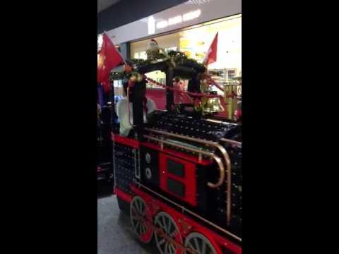 Stücki Shopping Basel Madagaskar Mini Express Weihnachten 2012