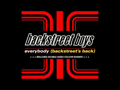 Backstreet Boys - Everybody (Backstreet's Back) (Extended Version)