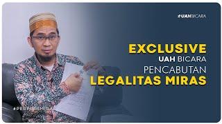Download lagu Exclusive UAH Bicara Pencabutan Legalitas Miras - Ustadz Adi Hidayat