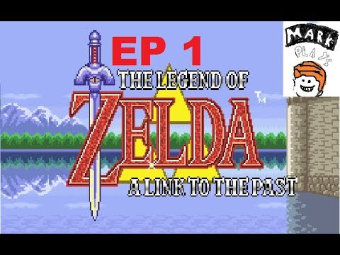 The LEGEND OF ZELDA A LINK TO THE PAST EP 1 CHILD KIDNAP