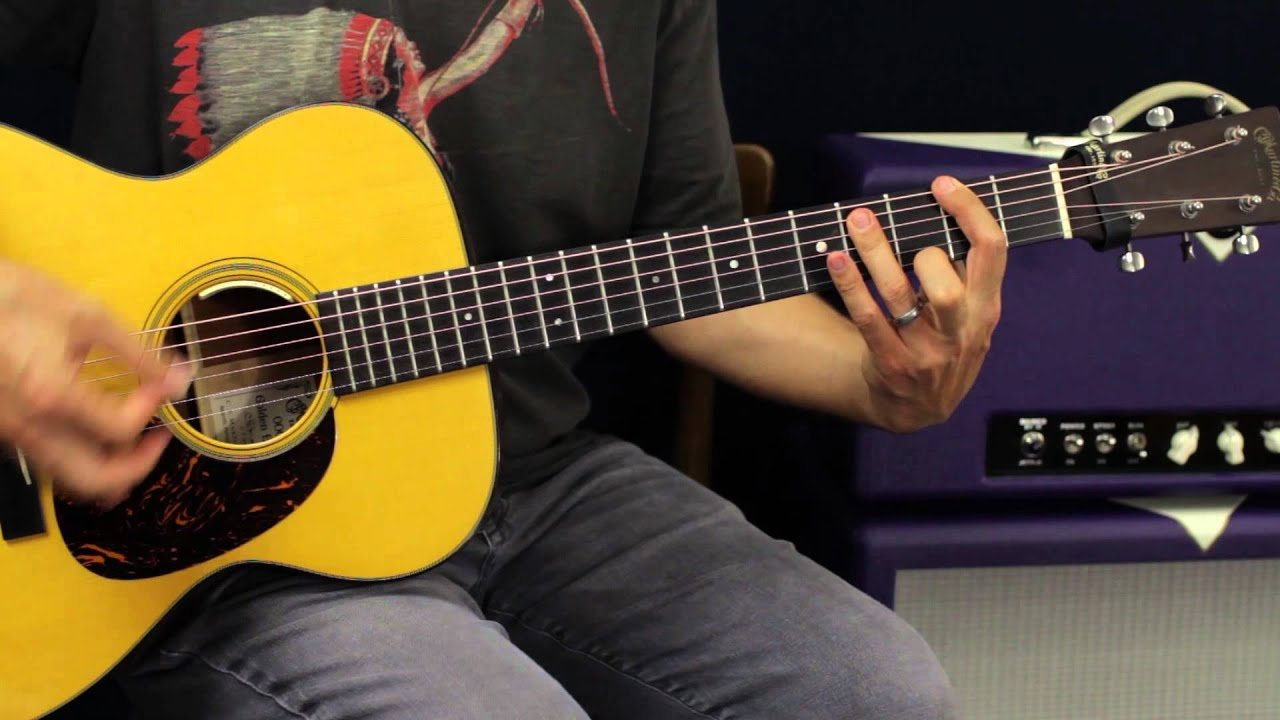 How To Play Journey Faithfully On Acoustic Guitar Guitar