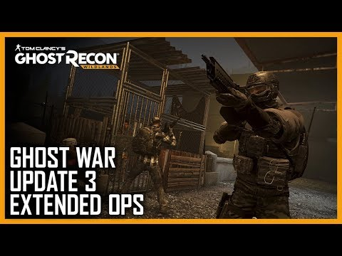 Tom Clancy's Ghost Recon Wildlands: Ghost War - Update #3 - Extended Ops | Ubisoft [NA]