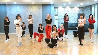[IZ*ONE - Panorama] dance practice mirrored