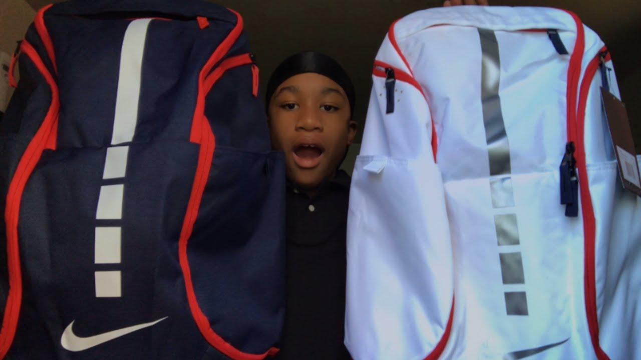 Nike Elite Hoops Team USA Unboxing