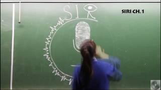 禮賢會彭學高紀念中學2016~2017年度學生會Siri 2