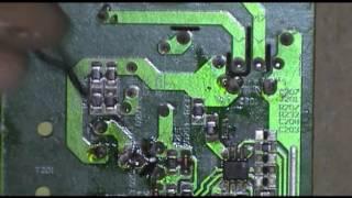 Ремонт блоку живлення монітора для передплатника .