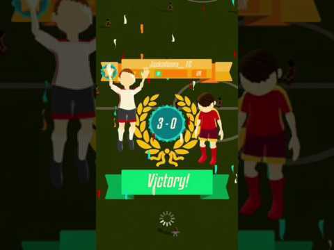 Free iOS games #2 (solid soccer)