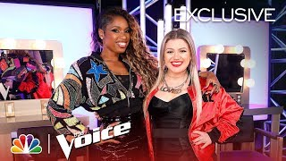 Outtakes: Jennifer Hudson Wants to Wear WHAT on Stage! - The Voice 2018 (Digital Exclusive)