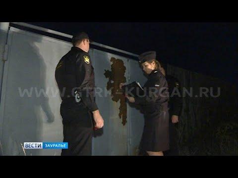 У жительницы Кургана приставы арестовали холодильник