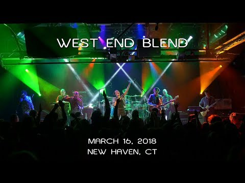 West End Blend: 2018-03-16 - Toad's Place; New Haven, CT (Complete Show) [4K]