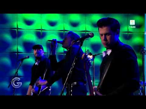 The Dogs - Stay away from her live God Morgen Norge, TV2