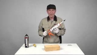 видео Герметик силиконовый Kim Tec